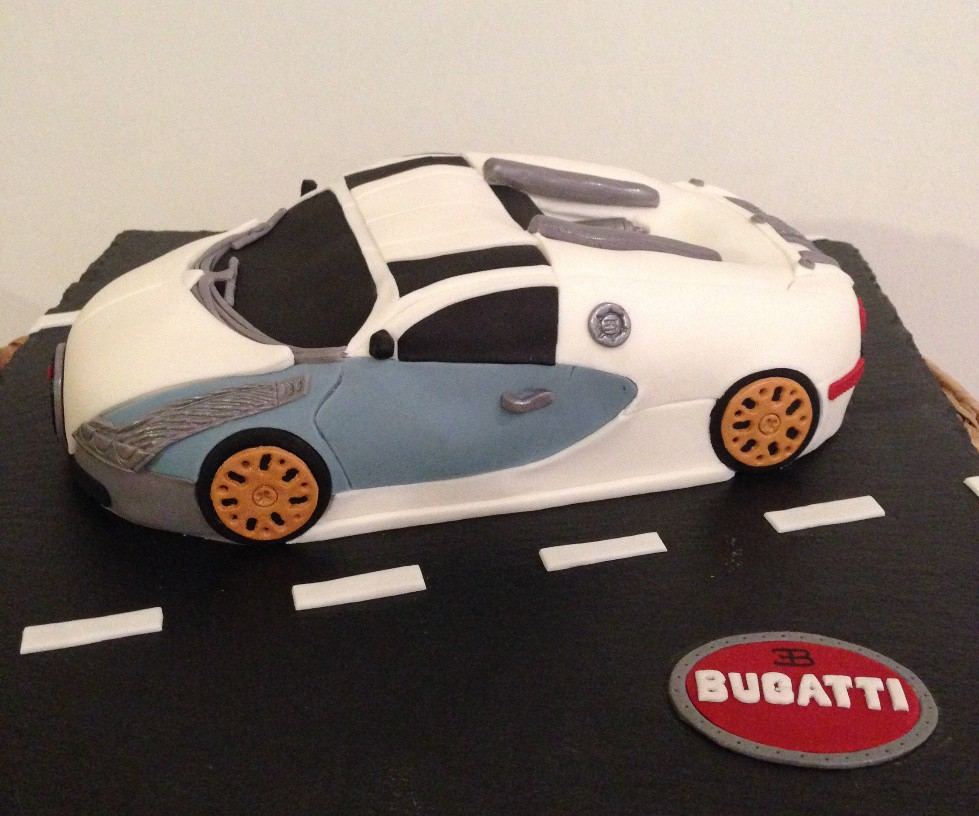 Bugatti Veyron Carrot Cake….amazing!   petiteCUISINE*